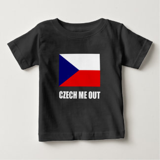 Czech Me Out Baby T-Shirt