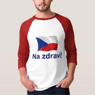 Czech Na jdravi! T-Shirt