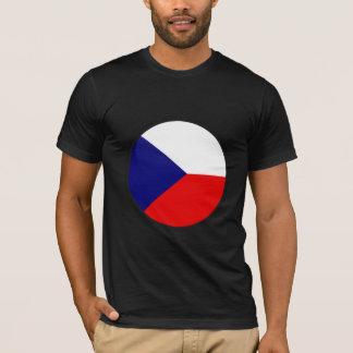Czech quality Flag Circle T-Shirt