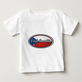 Czech Republic Baby T-Shirt