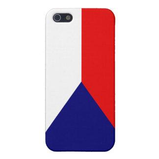 Czech Republic Czechia national flag  iPhone 5 Case