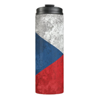 Czech Republic - Czechia Thermal Tumbler