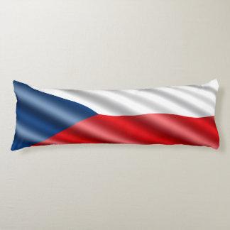 Czech Republic flag Body Pillow