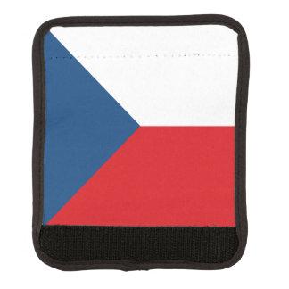 Czech Republic Flag Luggage Handle Wrap