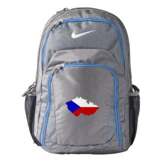 Czech Republic Flag/Map