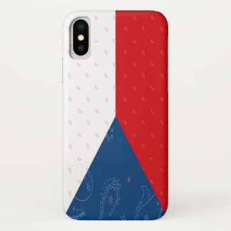 Czech Republic Flag Phone Case