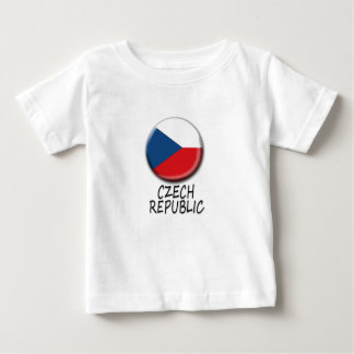 Czech Republic Infant T-shirt