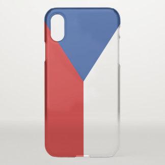 Czech Republic iPhone X Case