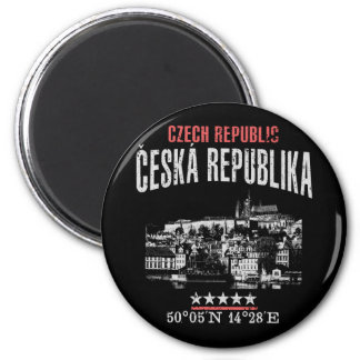 Czech Republic Magnet
