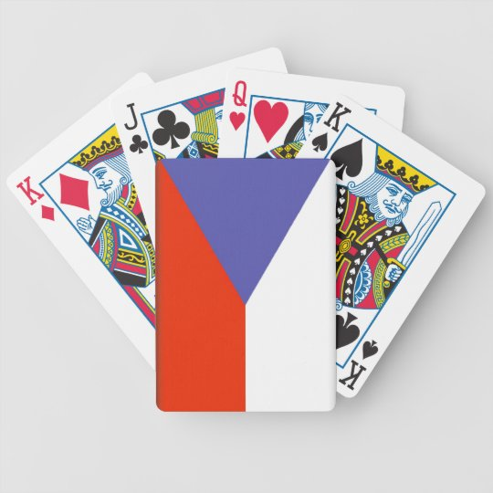 Czech Republic Playing Cards