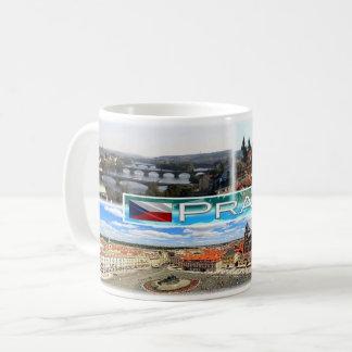 Czech Republic - Prague - Prag - Praha - Coffee Mug