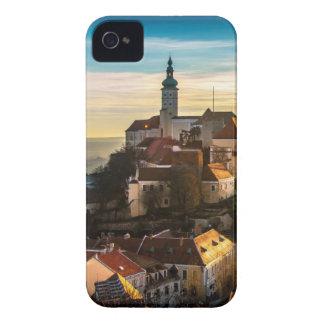 Czech Republic Skyline iPhone 4 Cases