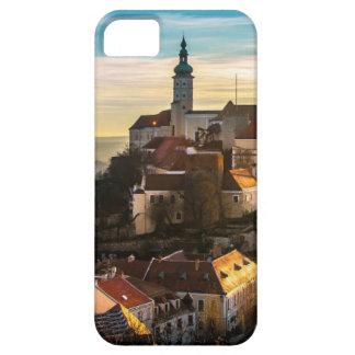 Czech Republic Skyline iPhone 5 Case