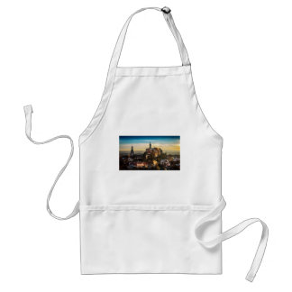Czech Republic Skyline Standard Apron