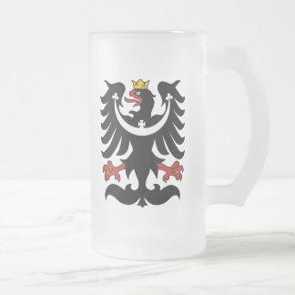 Czech Silesian Eagle Mug