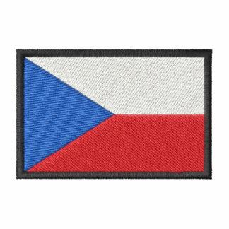 Czechoslovakia Embroidered Hoodies