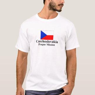 Czechoslovakia Prague Mission T-Shirt