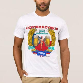 Czechoslovakia Spring Break 1980 (Light) T-Shirt