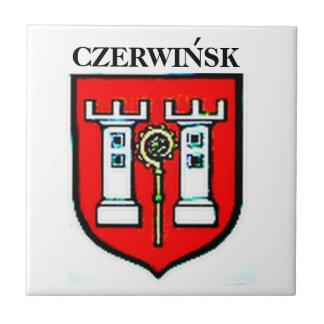 CZERWINSK FAMILY CREST TILE