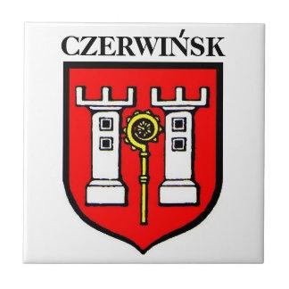CZERWINSK FAMILY CREST TILE REVISED