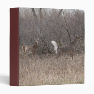 D0001 White-tailed Deer Binders