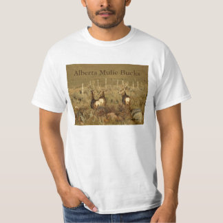 D0030 Mule Deer Bucks T-Shirt