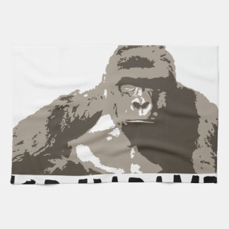 D1cks for Out Harambe Kitchen Towel