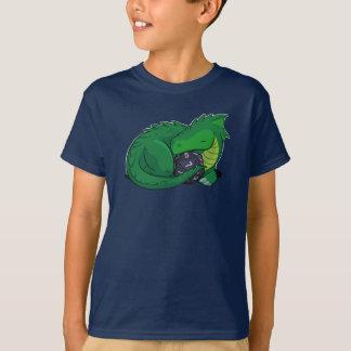 D20 Green Dragon T-Shirt