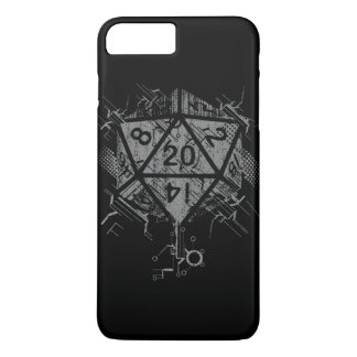 D20 of power Iphone plus case