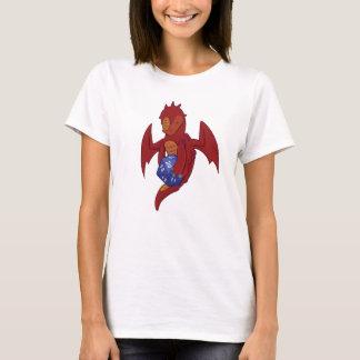 D20 Red Dragon T-Shirt