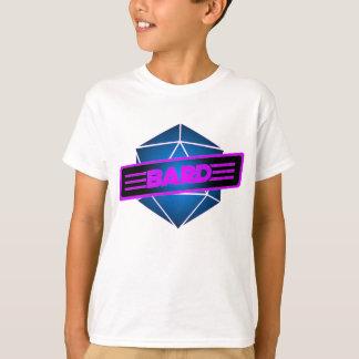 D20 Star Bard T-Shirt