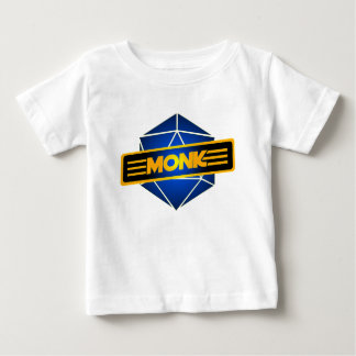 D20 Star Monk Baby T-Shirt