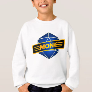 D20 Star Monk Sweatshirt