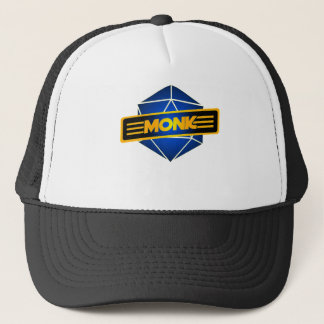 D20 Star Monk Trucker Hat