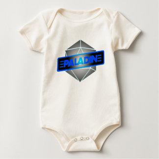 D20 Star Paladin Baby Bodysuit