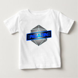 D20 Star Paladin Baby T-Shirt
