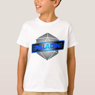 D20 Star Paladin T-Shirt