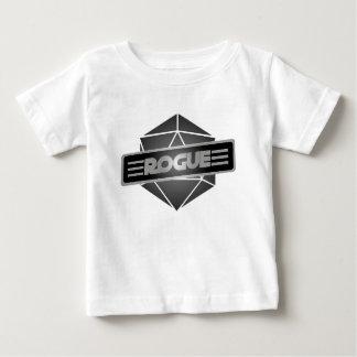 D20 Star Rogue Baby T-Shirt