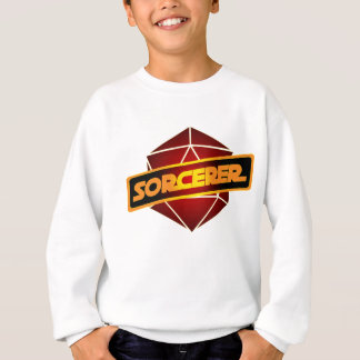 D20 Star Sorcerer Sweatshirt