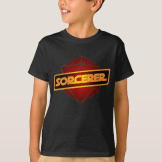 D20 Star Sorcerer T-Shirt