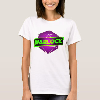 D20 Star Warlock T-Shirt