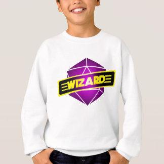 D20 Star Wizard Sweatshirt