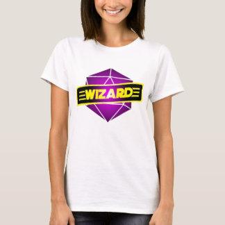 D20 Star Wizard T-Shirt
