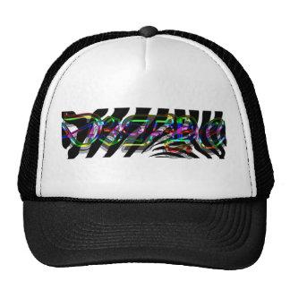 d3feye trucker hat