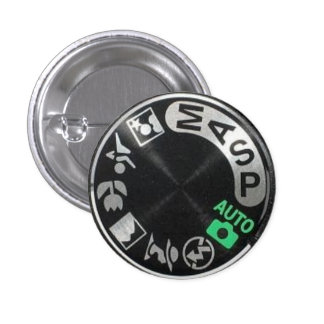 D90 Mode Dial 1 Inch Round Button