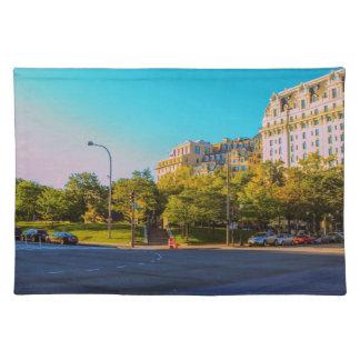 D.C. Street Placemat