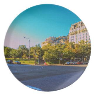 D.C. Street Plate
