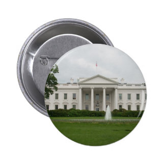 D.C. white house 2 Inch Round Button