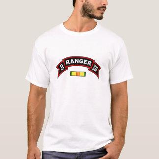 D Co, 75th Infantry Regiment - Rangers, Vietnam T-Shirt