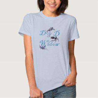 D & D Widow Shirt